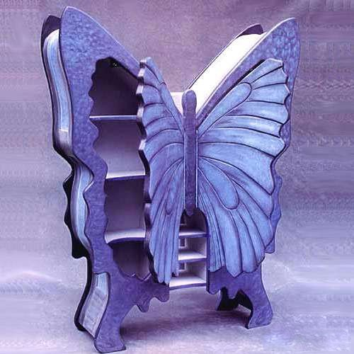 Бабочки как элемент дизайна интерьера, фото № 16
