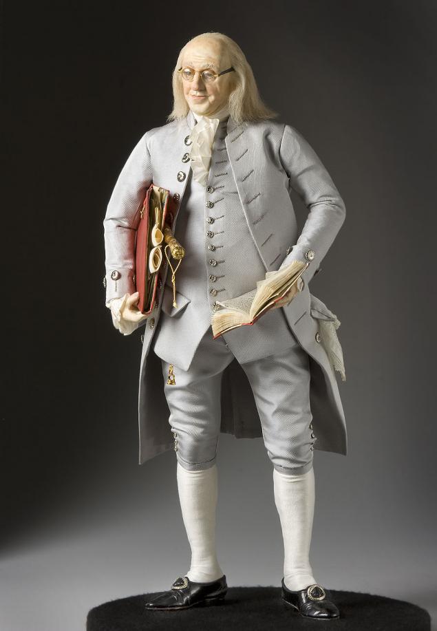 Jonathan Edwards vs. Benjamin Franklin