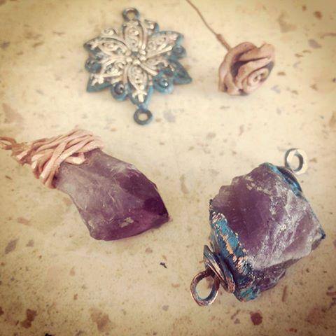 медь, гальванопластика, гальваника, меднение, камни
