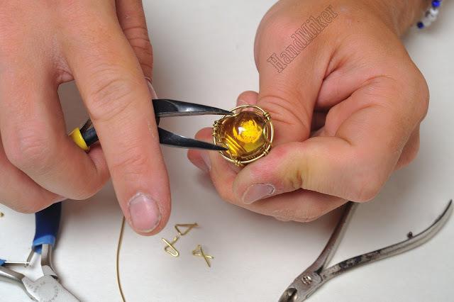 Властелин колец, или Как создать перстень из одного цельного куска проволоки, фото № 37