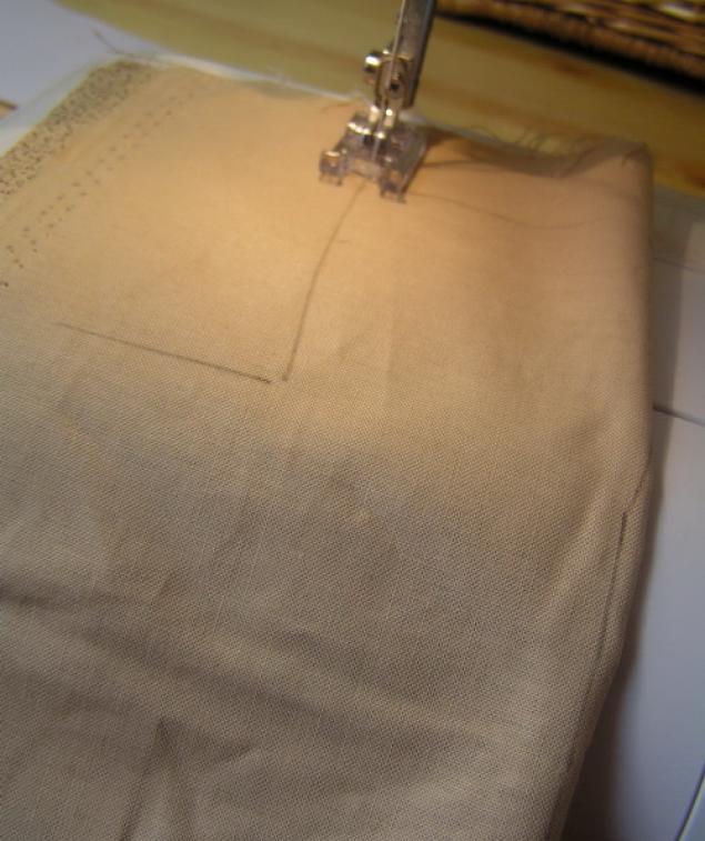 как шить