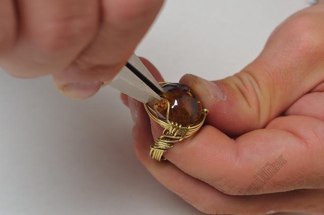 Властелин колец, или Как создать перстень из одного цельного куска проволоки, фото № 35