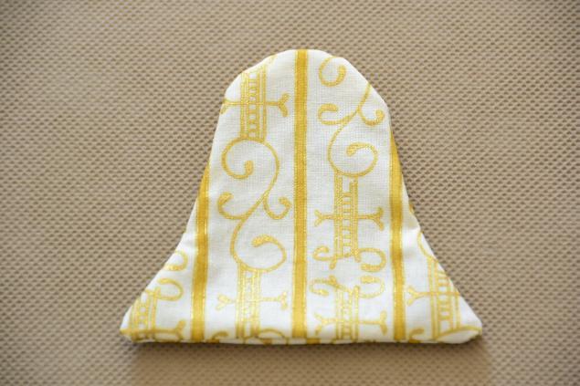 текстильное украшение