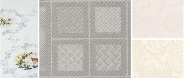 aida, ткань для скатерти, канва vintage