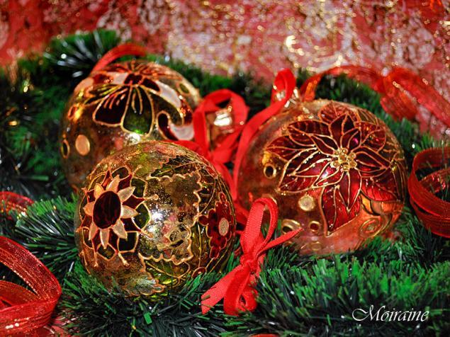 рождество, новогодний декор