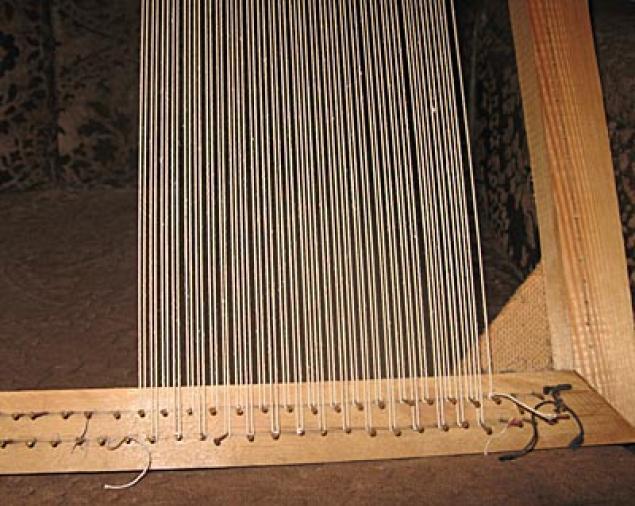 Рамка для плетения гобелена