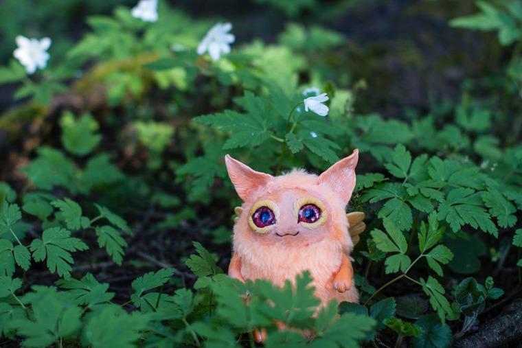 волшебные создания, интерьерная игрушка