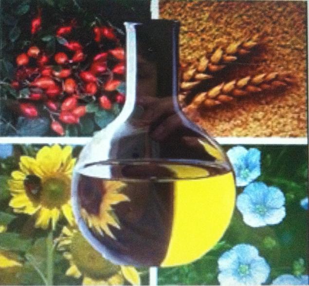 Растительное масло своими руками