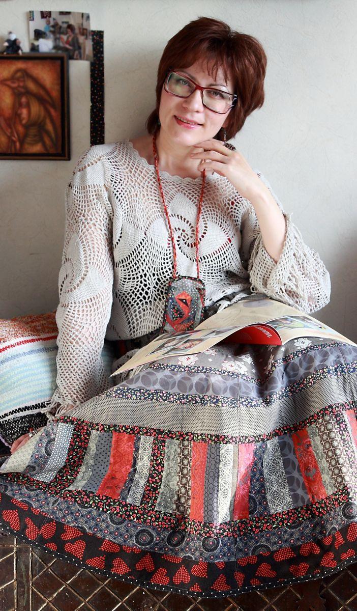 Ксения дмитриева лоскутное шитье мастер