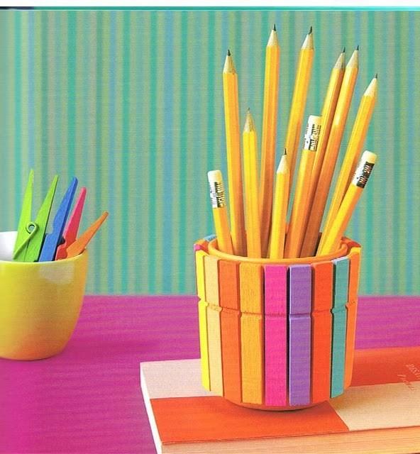 Как сделать своими руками коробочку для карандашей