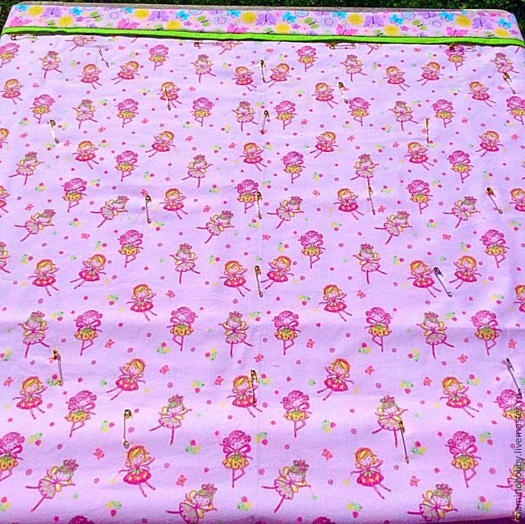 Шьем двустороннее байковое одеялко за 20 минут, фото № 32