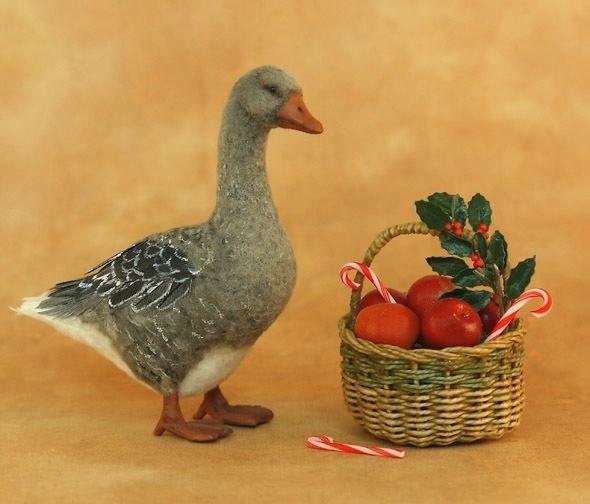 Живые игрушки, птички, фото № 19
