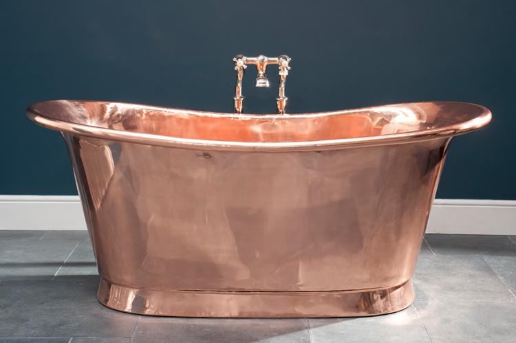 ванна из меди