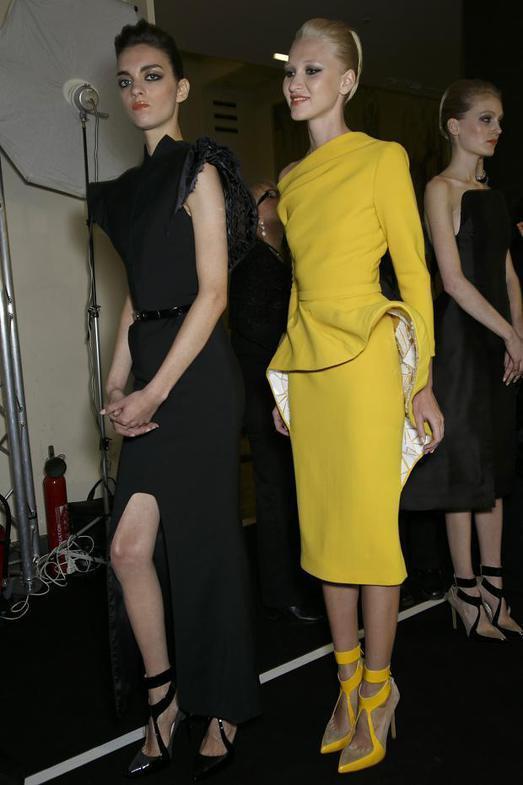 Stephane Rolland Haute Couture весна-лето 2014, фото № 49
