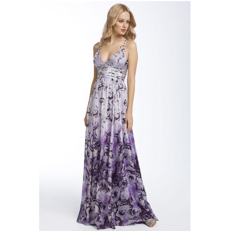 Платья из ткани-купон