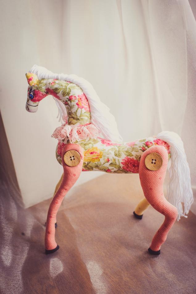 Аукцион -сюрприз! Сказочные лошадки! - Ярмарка Мастеров - ручная работа, handmade