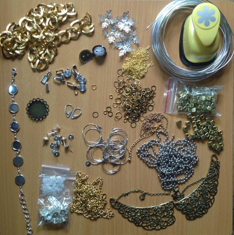 Материалы для бижутерия