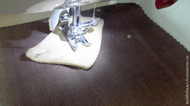 МК Стильная курочка для кухни, фото № 13