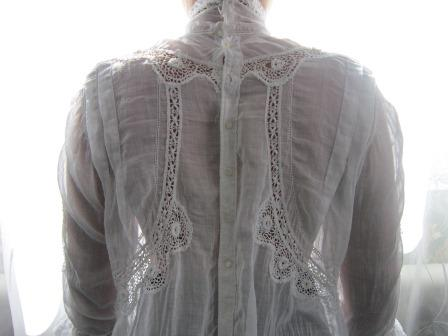 старинная блуза