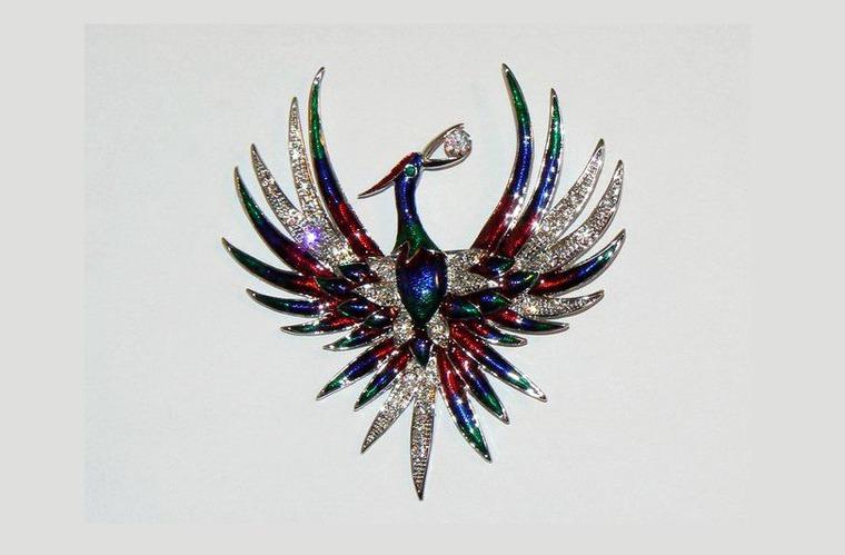 Огонь ювелирных изделий, или Феникс, рожденный из пепла, фото № 36