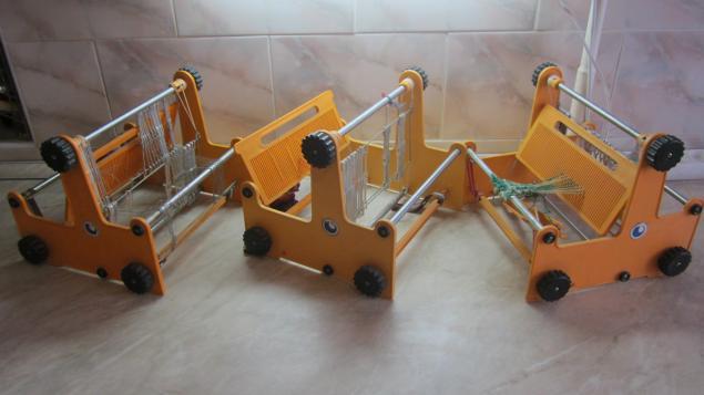 детские ткацкие станки