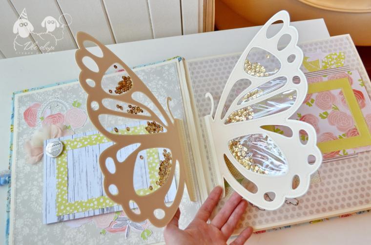 Альбом о бабочках и стрекозах, фото № 7