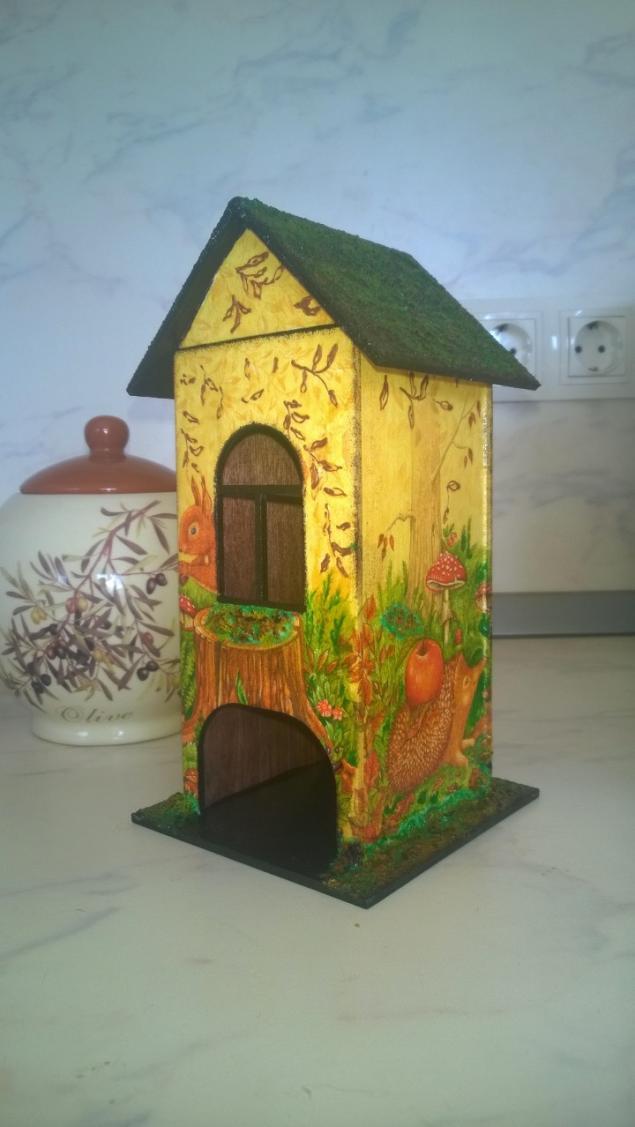чайный домик, подарок