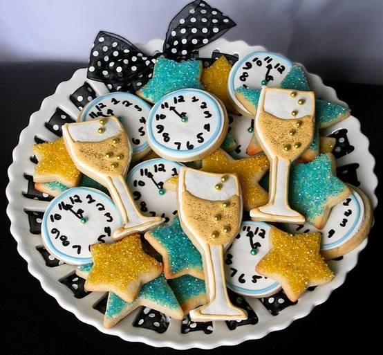 Новогодние печеньки своими руками