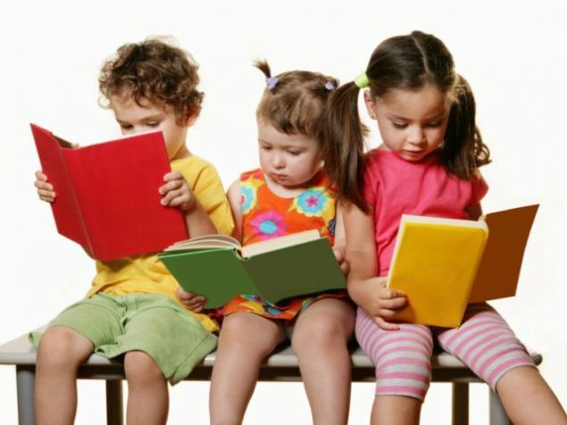 С трех лет, другие считают -- пойдет в школу иучить ребенка…