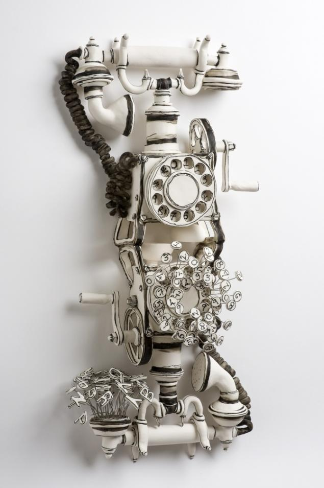 Керамические скульптуры Katharine Morling, фото № 4