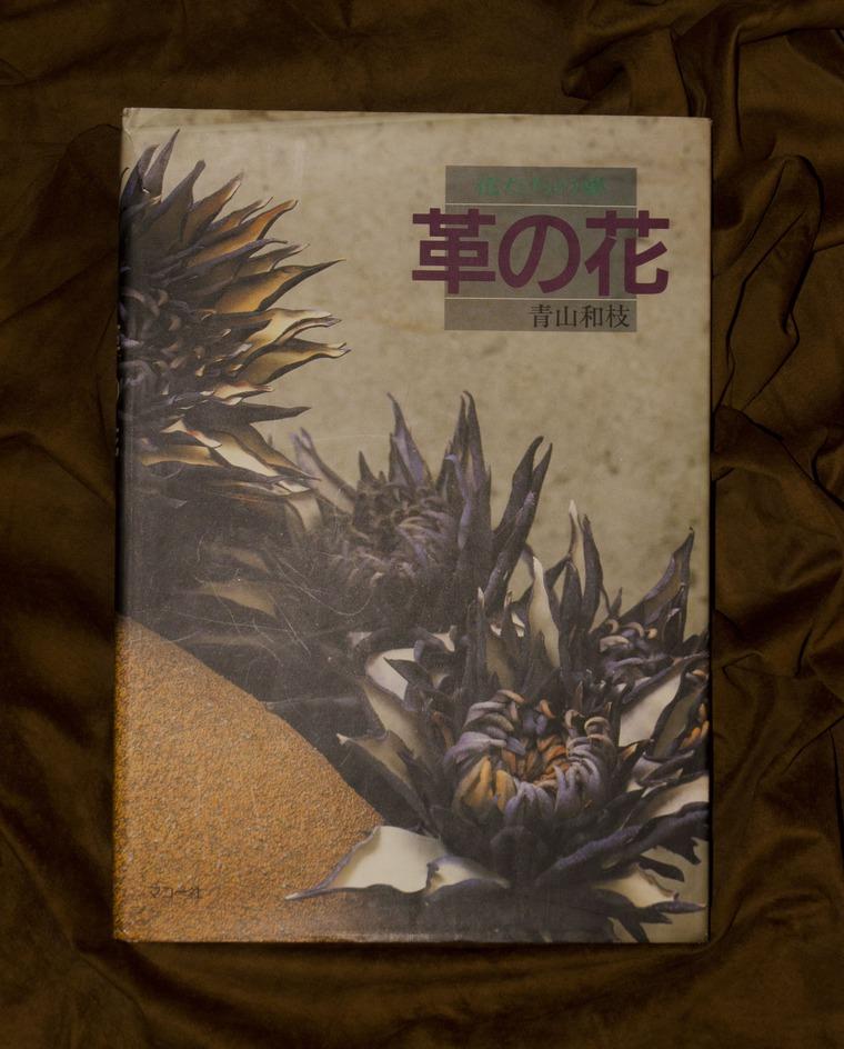 японские книги, украшения из кожи