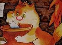 кот, сказки, мышки, история, для детей