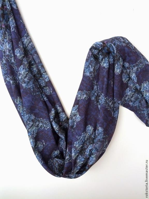 Очень женственный шарфик, фото № 5