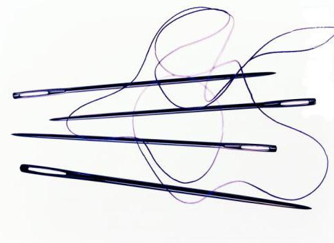 шитьё, инструменты для шитья