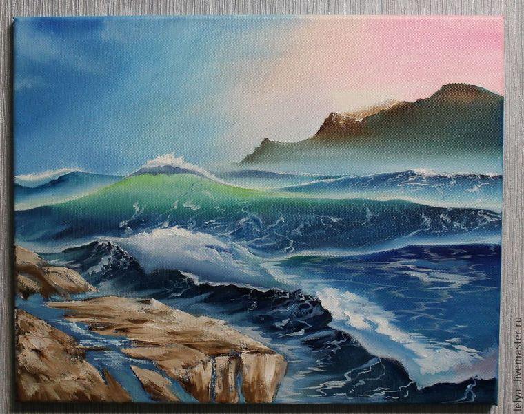 аукцион, аукцион картин, аукцион живопись, морской пейзаж