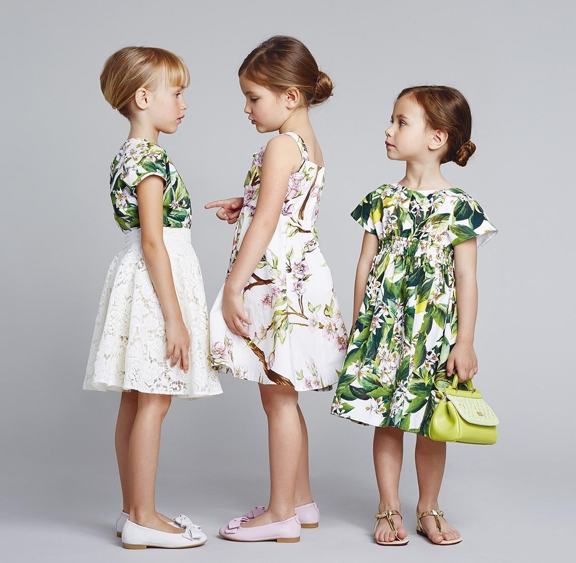 Картинки о детской моде
