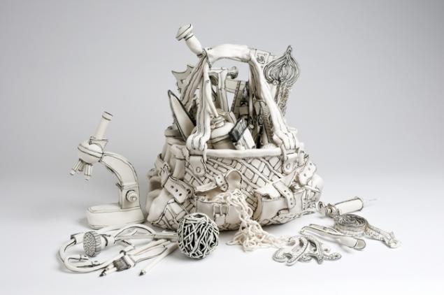 Керамические скульптуры Katharine Morling, фото № 21