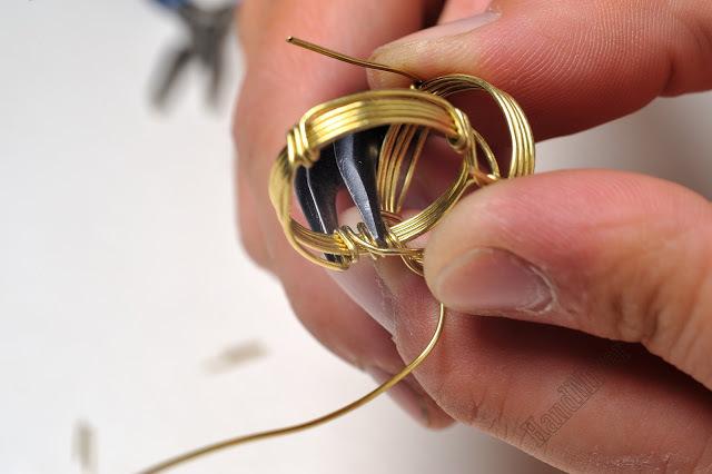 Властелин колец, или Как создать перстень из одного цельного куска проволоки, фото № 28