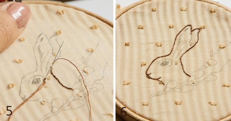 How To Master The Backstitch