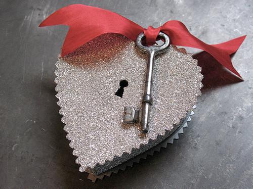 Влюбленное сердце. Оригинальные идеи упаковки подарка., фото № 27