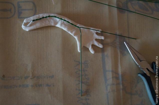 Создание текстильной куклы Лорочки. Часть 1, фото № 10