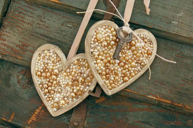 Подарки ко дню валентина своими руками