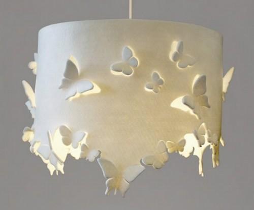 Бабочки как элемент дизайна интерьера, фото № 6
