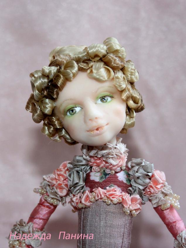 искусственные волосы, кукольная прическа, постиж, прическа для куклы, клеевой постиж
