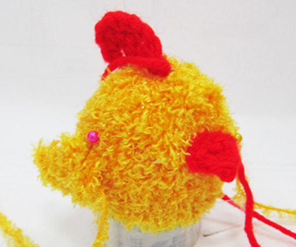 грелочка-цыпленок