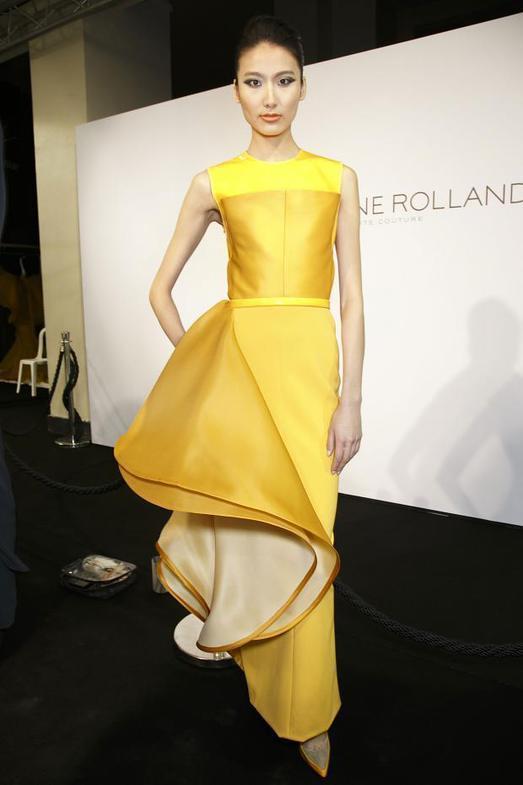 Stephane Rolland Haute Couture весна-лето 2014, фото № 41