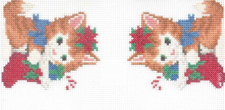 Двусторонние схемы вышивки