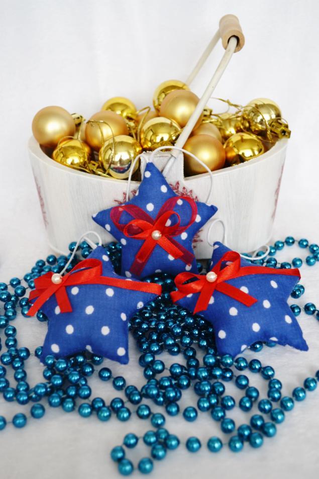 звезды, новогодний декор
