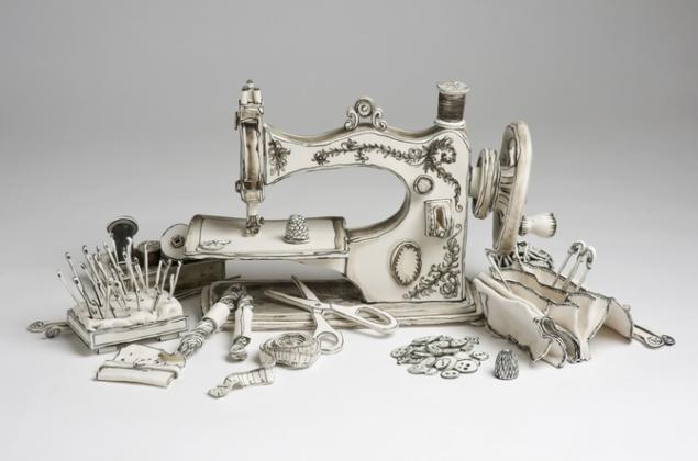 Керамические скульптуры Katharine Morling, фото № 23