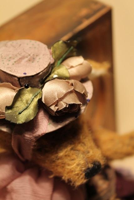 мишки юлии аладьиной, лиса, авторская игрушка